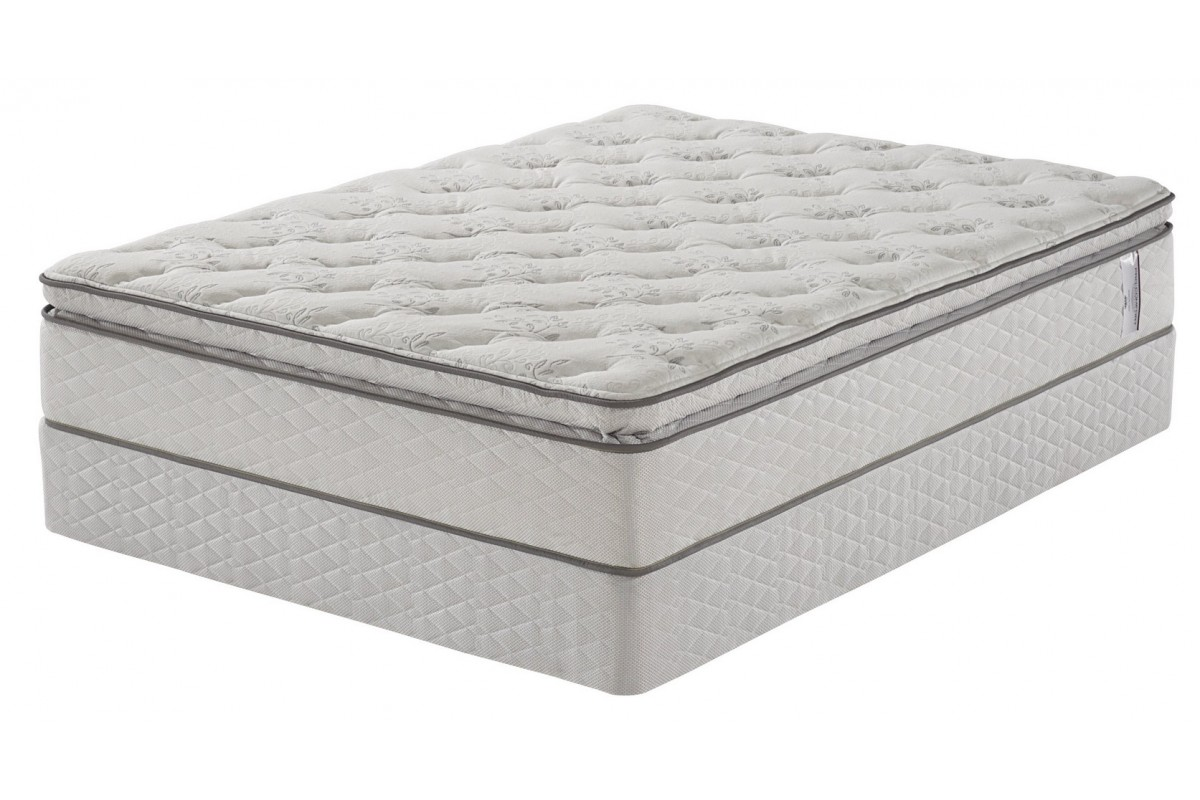 Memory Foam Super Pillow Top Set